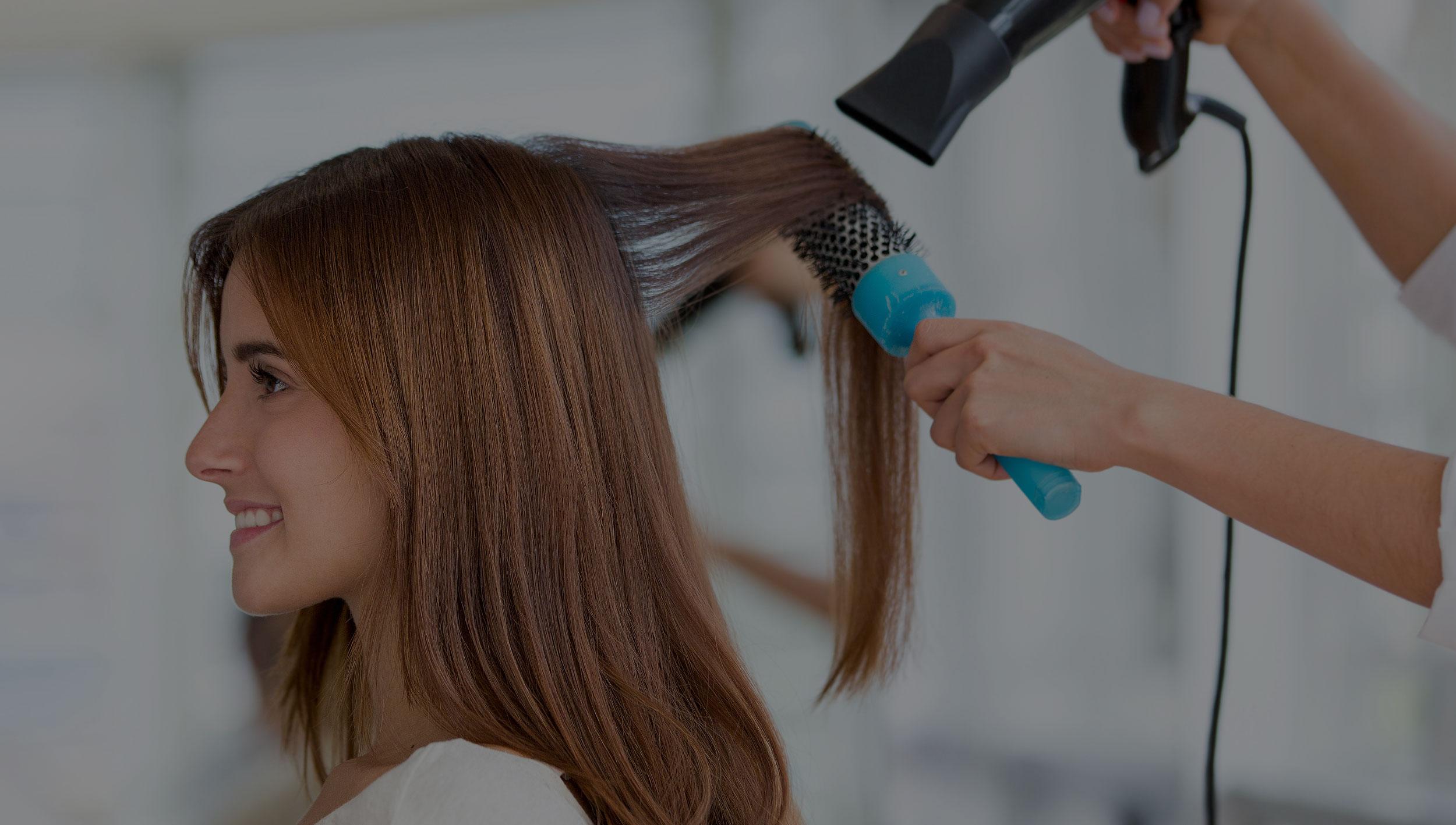 Экранирование волос технология выполнения